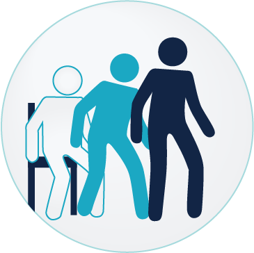 Mobility (sitting, standing, and walking)